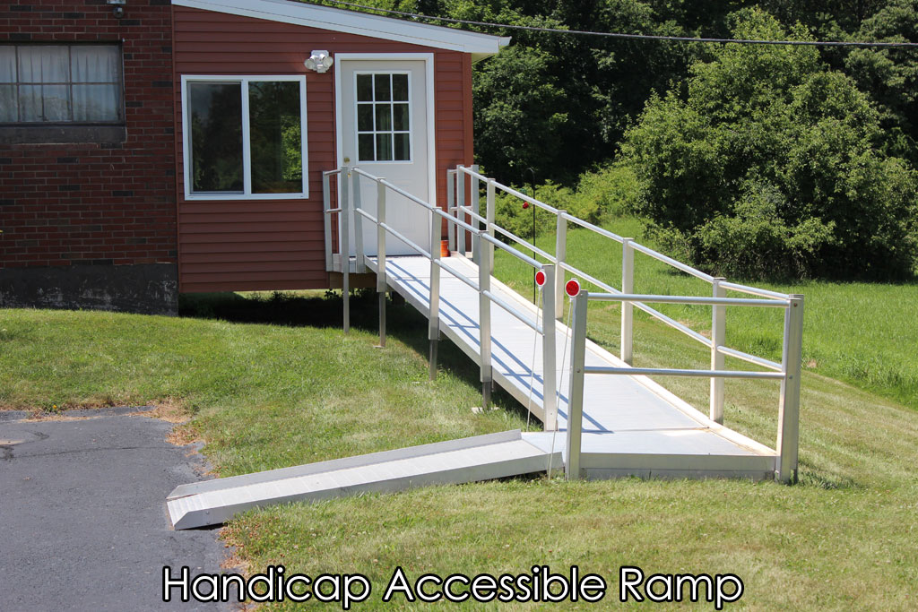 Handicap Accessible Ramp