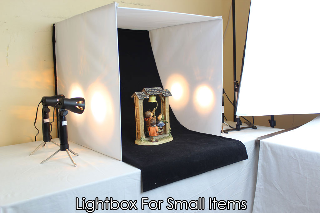 Light Box For Small Items